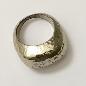 Jewelry - Silver Tone Ring Size 8